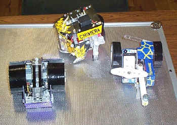 robot wars how to build a robot